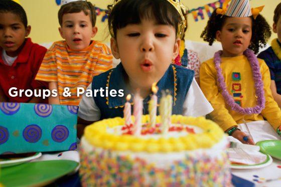 Groups & Parties