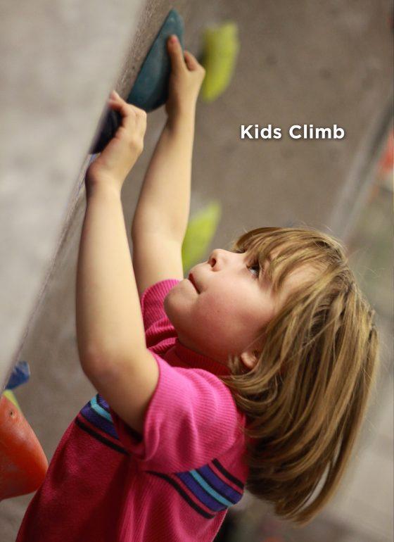 Kids Climb!