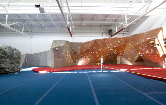 TNC'S AWESOME BOULDERING!!!